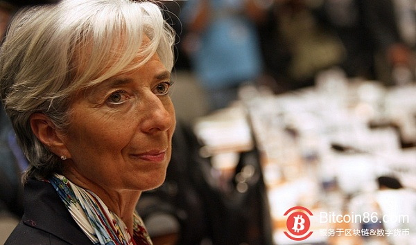 Can Christina Lagarde support the idea of cryptocurrencies to help?