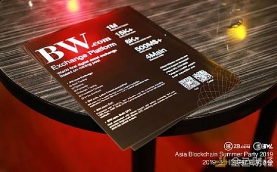 BW数字无国界—BW.com与ZB.com联合主办的台湾ABSP酒会圆满落下帷幕