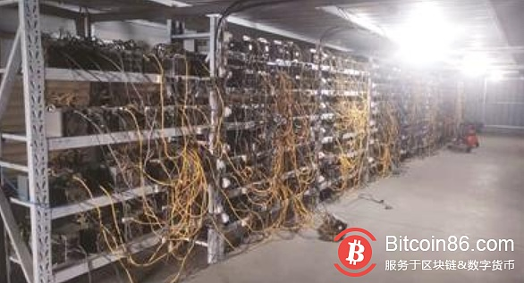 """Want to """"dig"""" more bitcoin but it is too expensive? They steal more than 20 million yuan of electricity"""