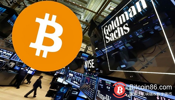 Wall Street predators reach the world's largest investment bank Goldman Sachs has set up a cryptocurrency team
