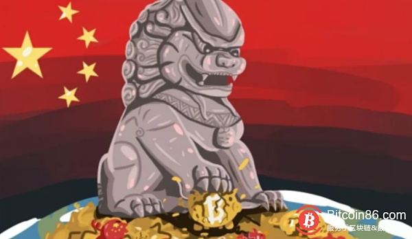 """Does the US ban large technology companies from issuing coins?  China """"can't sit still"""""""