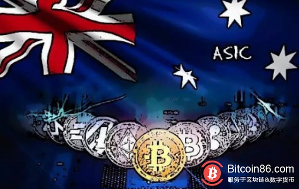ICO legalization in Australia!  Digital cryptocurrency related regulations