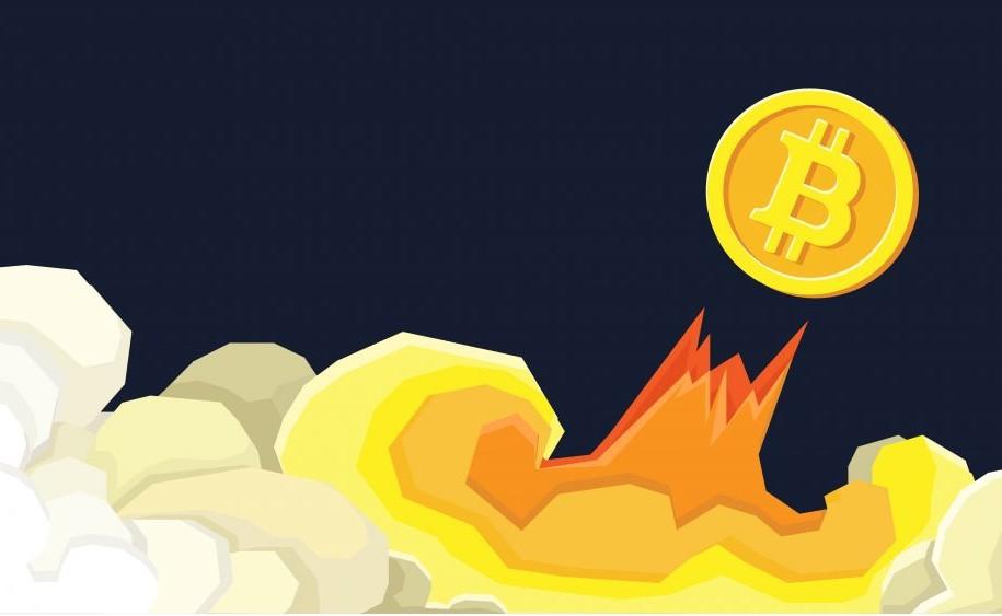 比特币价格再创历史新高 投资者对市场信心十足