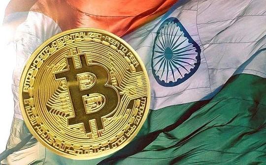 若印度加密禁令获批 4万个BTC或将入场砸盘