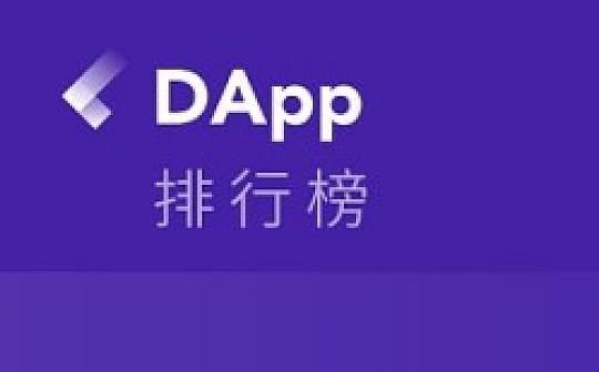 2019 年第 32 周 DApp 影响力排行榜 | TokenInsight