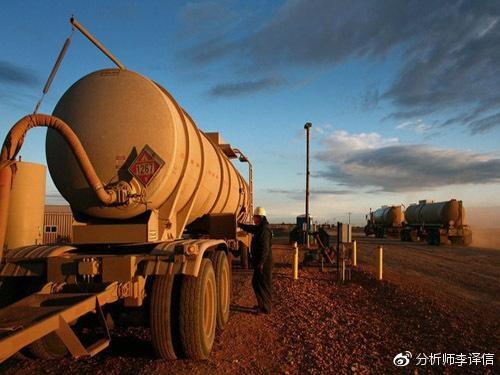 """李译信:飓风""""哈维""""影响逐步减退,油价上行将受阻?"""
