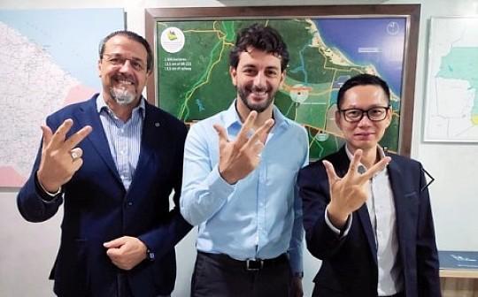 沃尔顿链将为拉丁美洲第一个智慧链城市项目提供技术支持
