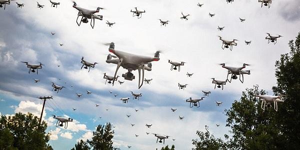 沃尔玛又双叒申请区块链专利 这次要用在无人机领域