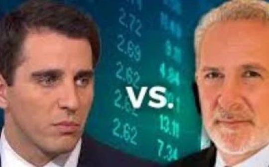 黄金VS比特币大辩论 押注未来10年最优资产 | Fun Twitter