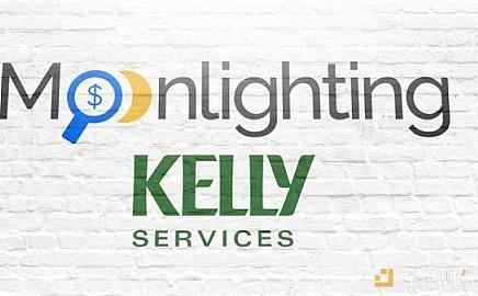 EOS 项目 Moonlighting 与美国财富 500 强 Kelly Services 战略合作