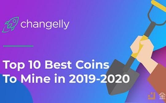 2019、2020年十大最佳挖矿加密货币