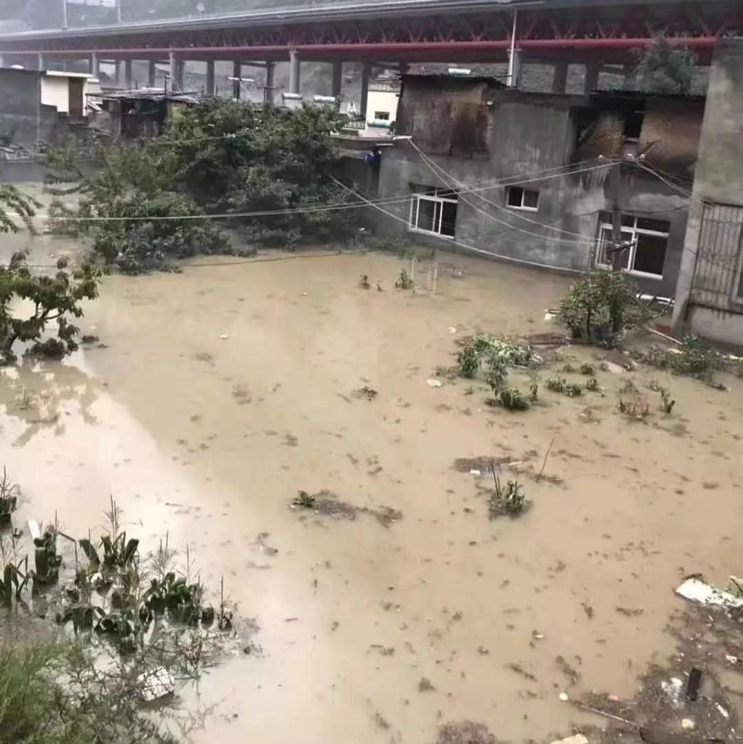 突发 四川水灾 价值百万的比特币矿机被水冲走