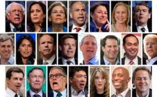 2019年最火问题:今天你竞选总统了吗? | Fun Twitter