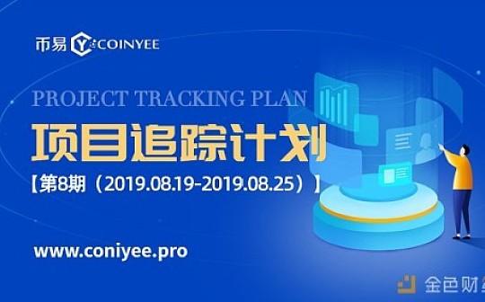 项目追踪计划第8期   从动态,看未来!
