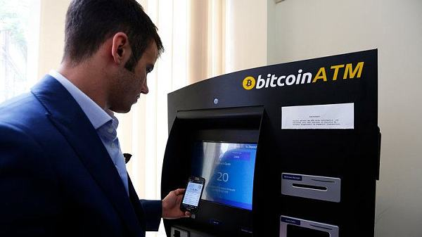 比特币ATM的安装量自2016年以来增长了500%