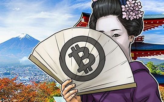 官方动作不断 但日本民众可能对加密货币失去了兴趣