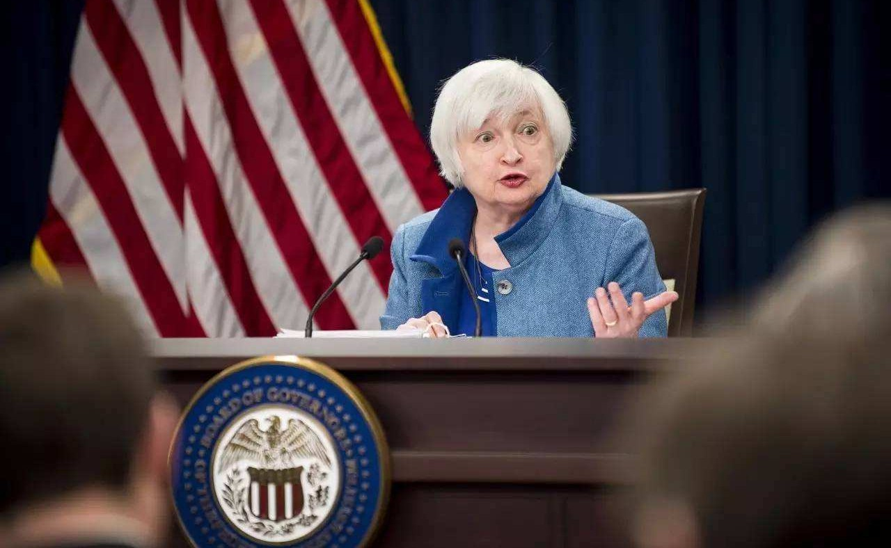 美联储缩表在即 耶伦的态度将决定美元何去何从