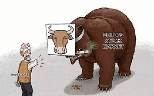 我可能过了个假牛市 数据显示散户交易频次创新低