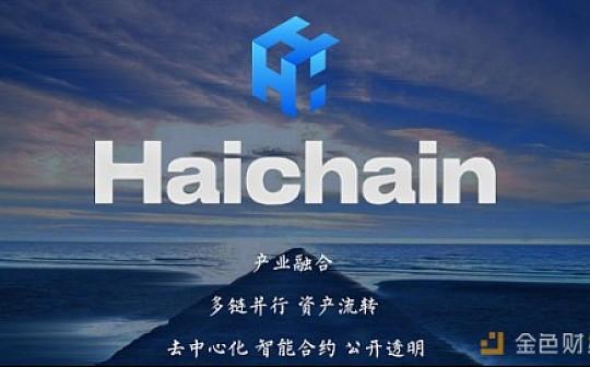 Haichain社区创业的边际效益