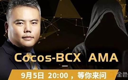 关于Cocos-BCX与TokenGazer面向社区AMA的思考