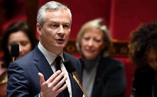 再遭重击 法国财长勒梅尔直言将阻止Libra