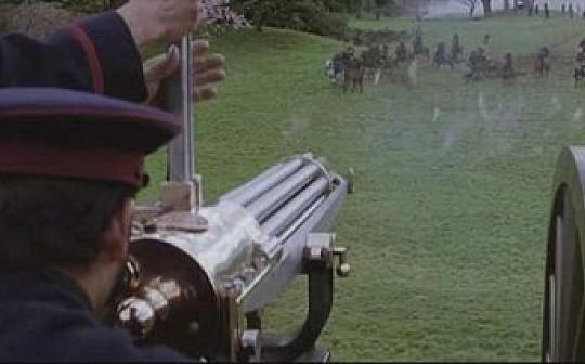 期权:冷兵器时代的重型机枪