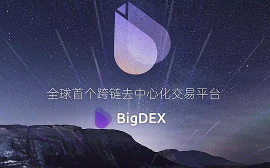 晴修屋頂夏抱薪  從BigDEX 上線看BigONE創新的底氣
