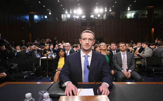 金色早报 扎克伯格本月将在美国国会就Libra作证