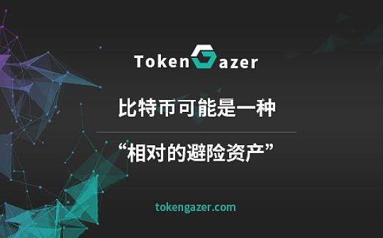 "TokenGazer | 谷歌指数:比特币可能是一种""相对的避险资产"""