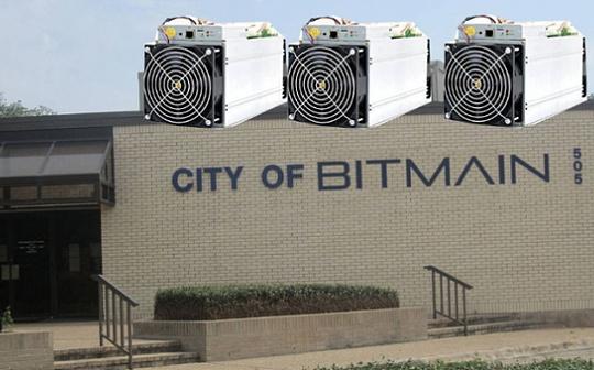 继续发力 比特大陆在美国德州加强比特币矿场建设 | 国内首发