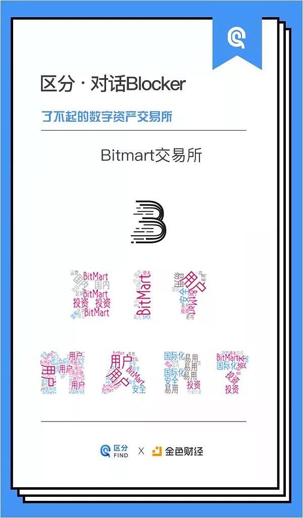 [了不起的数字资产交易所] BitMart创始人 夏尔特