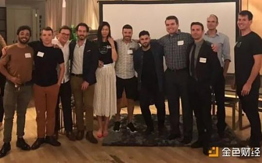 MOAC基金会于纽约组织区块链投资者分享会