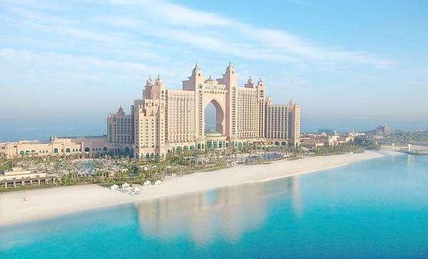 """迪拜要用区块链""""改造""""城市 石油匮乏却成就金融科技创新"""