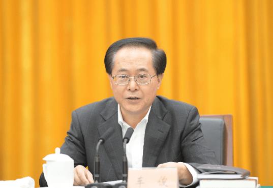 浙江省委书记车俊:争当区块链发展的排头兵