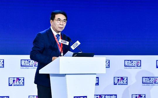 金色现场丨中国科学院院长白春礼:区块链技术可以有效解决偷税漏税问题