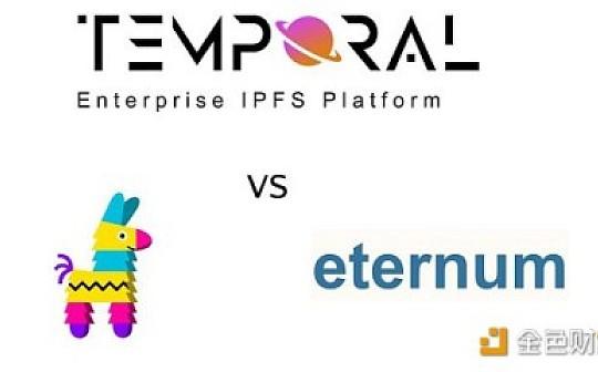 引谈 | Temporal, Eternum 和 Pinata 三种IPFS pining服务的对比