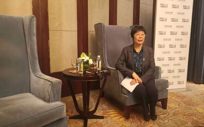未来科学大奖首位女得主王小云:多关注密码学界年轻人才