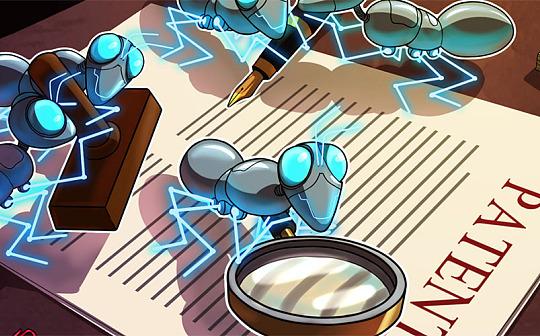 中国企业已有7,600个区块链专利申请,数量远超美国