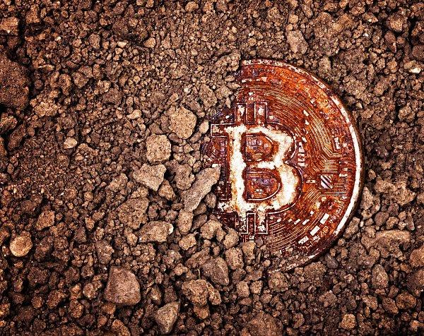 比特币消亡