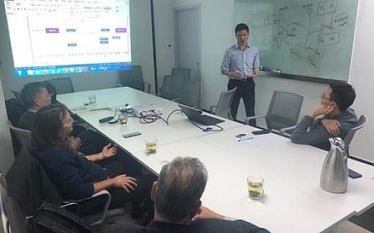 人工智能专家Goertzel率队拜访芯际科技 探讨未来合作新方向——区块链+AI