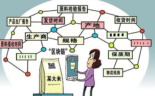 人民网:区块链正逐渐飞入寻常百姓家