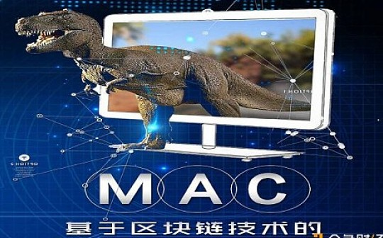 "MaglcNeWord""魔幻新视界""基于区块链技术的裸眼 3D 数字生态系统"
