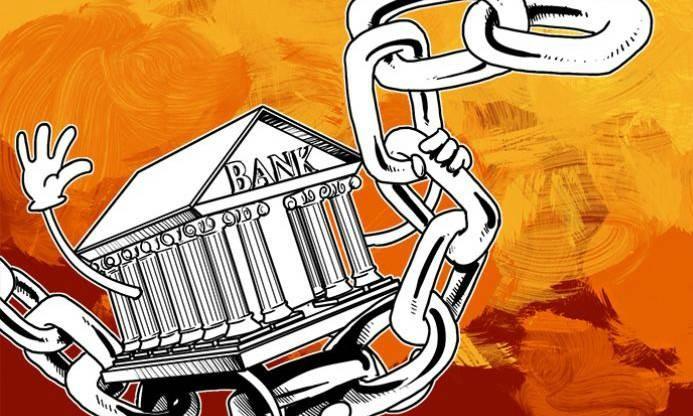 全球各大银行加速布局区块链:看区块链如何带动金融脱虚向实|金色观察