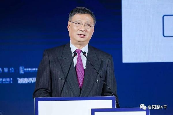 中国银行原行长李礼辉:不建议大家投资虚拟货币 没有太大的前景-宏链财经