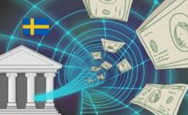 瑞典央行表示将启动数字货币试点项目