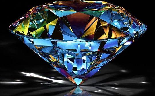 腾讯区块链小程序追溯钻石前世今生