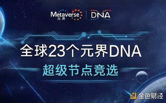 元界DNA节点竞选进入白热化,从社区治理看未来全球化走向