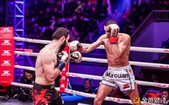 顶级拳击赛事昆仑决携手Ultrain成立体育大健康联盟