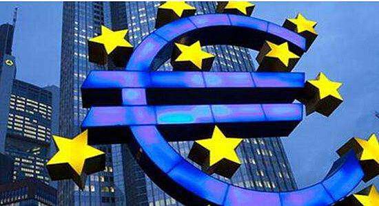 (欧洲央行的债券购买总额为每月800亿欧元)