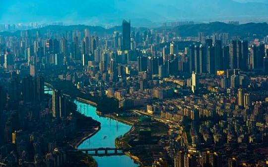 """中国区块链50城之福州:""""数字福州""""加速建设 贸易经济支撑区块链产业落地"""